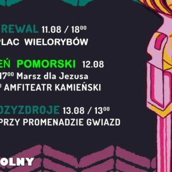 Koncert Praise & Worship w Kamieniu Pomorskim i Międzyzdrojach