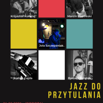Wolin Wyspa Dźwięku - jazz do przytulania
