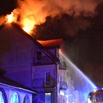 Jest zbiórka dla rodziny, która straciła wszystko w pożarze!