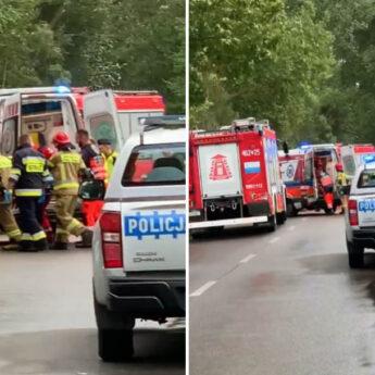Tragiczny wypadek pod Wapnicą. Nie żyje 39 - latek