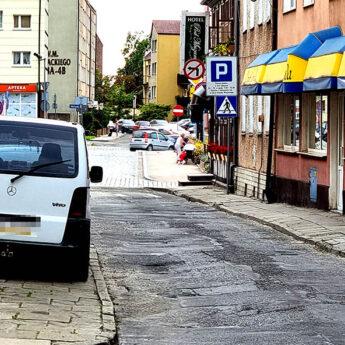 Gmina Kamień Pomorski rozpoczyna przebudowę centrum miasta. Jest informacja o utrudnianiach