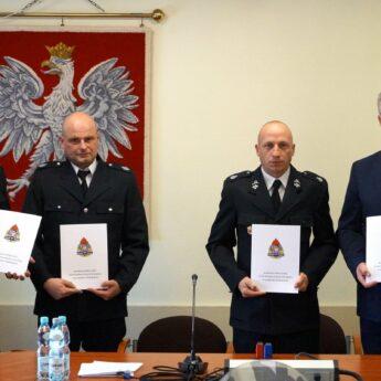 OSP Międzywodzie wpisane do Krajowego Systemu Ratowniczo – Gaśniczego