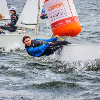 Międzynarodowe Mistrzostwa Polskiego Stowarzyszenia Klasy Optimist w Dziwnowie