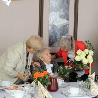Mieszkanka Wolina obchodziła 100. urodziny!