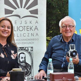 Fotografia to moje życie – czyli spotkanie z Andrzejem Ryfczyńskim