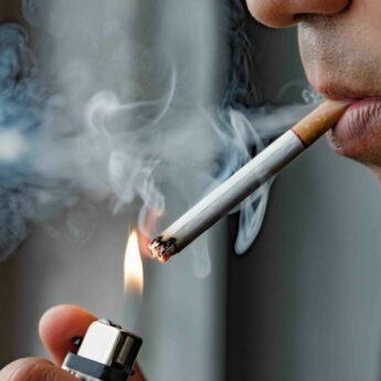 Niebawem zakaz palenia na balkonie?