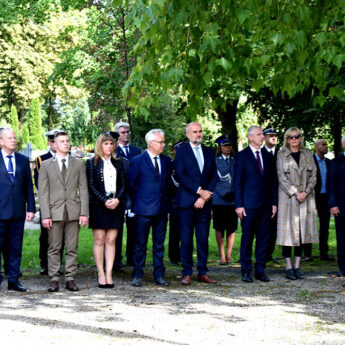 W Kamieniu Pomorskim upamiętniono 82. rocznicę wybuchu II Wojny Światowej