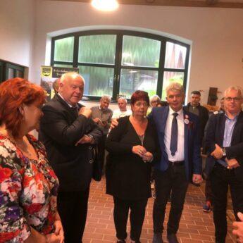 25 - lecie współpracy miast partnerskich Golczewo - Joachimsthal