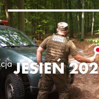 """Wzmożone patrole w okresie grzybobrania. Lasy Państwowe z akcją """"Jesień 2021"""""""