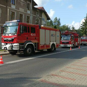Międzyzdrojscy strażacy zostaną włączeni do Krajowego Systemu Ratowniczo - Gaśniczego