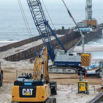 Gazociąg Baltic Pipe dotarł na polski ląd