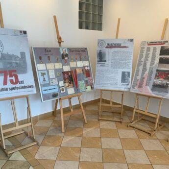 Wystawa z okazji 75 – lecia Ochotniczej Straży Pożarnej w Golczewie