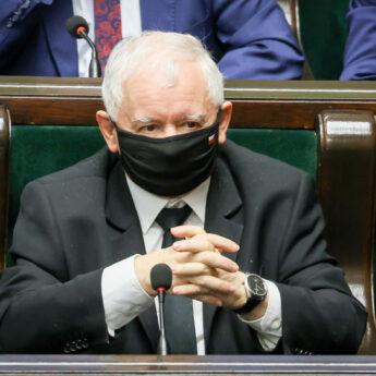 Jarosław Kaczyński: Polexit jest fake newsem, pomysłem opozycji