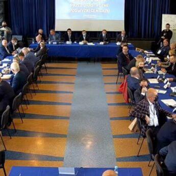 Samorządowcy spotkali się z przedstawicielem G.EN. Gazu. Będzie ogólnopolski komitet protestacyjny