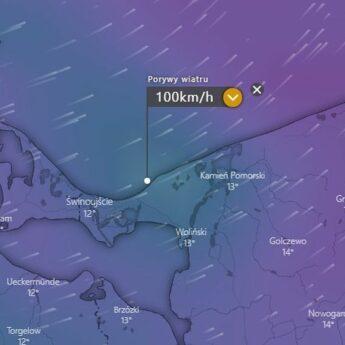 Grad, porywisty wiatr i temperatura nawet 18 stopni. Prognoza na nadchodzące dni