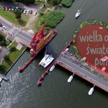 Most zwodzony w Dziwnowie im. Wielkiej Orkiestry Świątecznej Pomocy? Zdecydują tamtejsi radni
