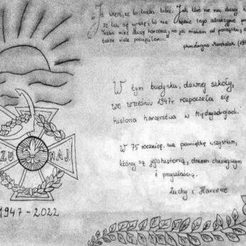 Wybrano projekt na tablicę upamiętniającą 75. rocznicę utworzenia się harcerstwa w Międzyzdrojach